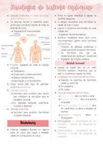 Fisiologia do Sistema Endócrino