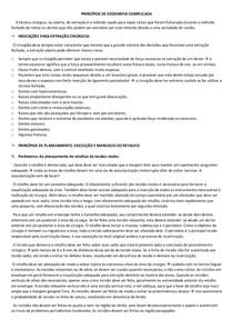 PRINCÍPIOS DE EXODONTIA COMPLICADA