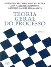 grinover ada pellegrini - teoria geral do processo