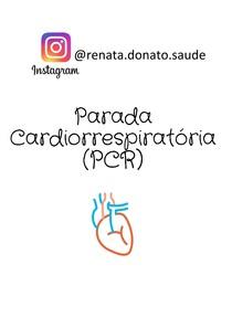 PCR - Parada Cardiorrespiratoria