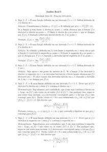 Resolução lista 16 - Funções deriváveis