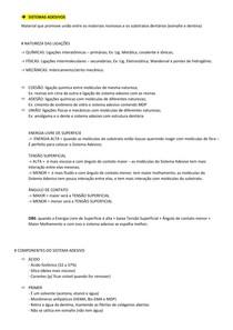 Sistemas adesivos - PRÉ-CLÍNICA