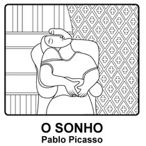 O Sonho Picasso Artes Visuais