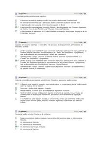 avaliando aprendizado direito constitucional 2 ll