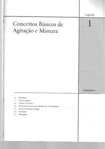 Capítulo 1   Conceitos Básicos de Agitação e Mistura