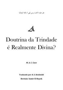 A Doutrina da Trindade