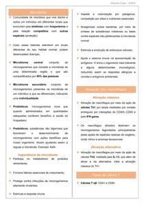 imunologia 2 - resumo