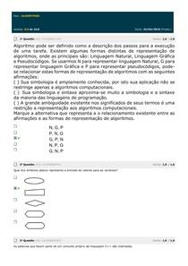 AP Algorítimos