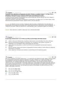 PSICOLOGIA INSTITUCIONAL AV1