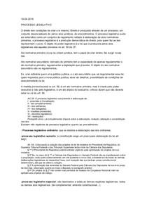 direito constitucional 2° bimestre