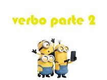 VERBO PARTE 2