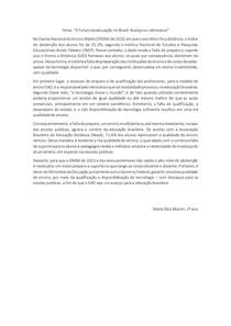 redação (educação no brasil)