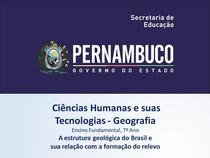 A Estrutura Geológica Do Brasil E Sua Relação Com A Formação
