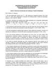 Lista de Exercícios Probabilidade e Estatística