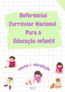 RCNEI -Referencial Curricular Nacional Para Educação Infantil