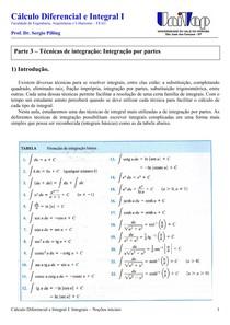 Diferencial integral pdf e calculo