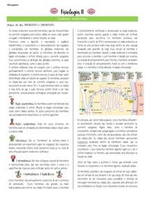 Fisiologia II - Sistema endócrino