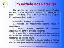 Imunidade aos parasitas