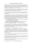 Lista de exercícios Química geral I