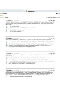 ENDOMARKETING -simulado jul-2014