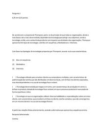 TEORIAS ORGANIZACIONAIS 4