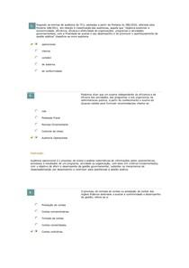 Auditoria Operacional - Teste 2