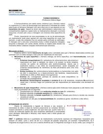 FARMACOLOGIA 04 - Farmacodinâmica