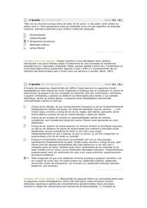 AVALIANDO 4 TSP IV