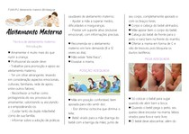 P3M1Pr2 Aleitamento materno e PNI/vacinas