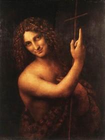 Leonardo Da Vince - St JohnThe Baptist