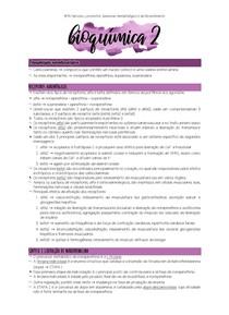 Bioquímica - Transmissão noradrenérgica