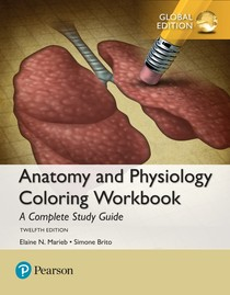 Anatomy And Physiology Coloring Workbook A Complete Study Gu