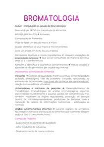 AULA 1 BROMATOLOGIA 08 02 2021