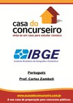 Apostila IBGE Portugues Carlos Zambeli