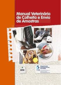 Manual veterinária de colheita e envio de amostras