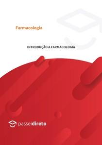 Apostila 01 - Introdução a farmacologia
