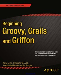Beginning Groovy, Grails and Griffon - Projeto Integrador VI