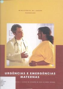 URGÊNCIAS E EMERGÊNCIAS MATERNAS
