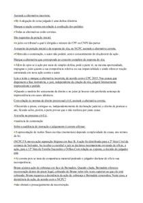 AVALINDO APRENDIZADO PROVA   PROCESSUAL CIVIL II (GABARITO)
