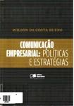 Livro Comunição Empresarial   Politica e Estratégia   Wilson da Costa Bueno