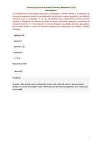 -Geomática-Sensoriamento Remoto-Formulário-