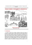 Ensaio Sobre o Pensamento Urbanístico Maria Elaine Kohlsdorf