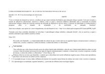 CURSO INTERDISCIPLINARES IV   06. O USO DA TECNOLOGIA EM SALA DE AULA