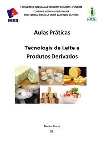 APOSTILA AULA PRÁTICA - TECNOLOGIA DE LEITE MED VET