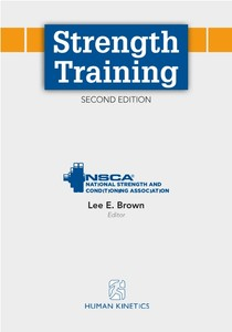 NSCA National Strength & Conditioning Association Strength Tr