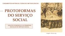 Slides Protoformas do Serviço Social