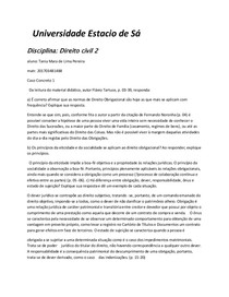 DIREITO CIVIL 2 CASO 1