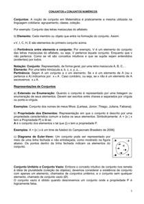 Módulo 1 - Teoria dos Conjuntos