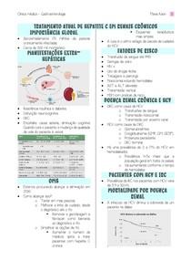 Tratamento atual de hepatite C em renais crônicos