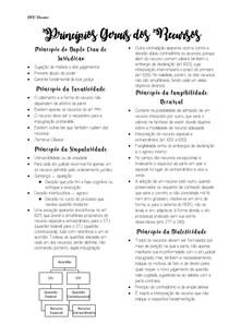 Processo Civil- Recursos- Princípios Gerais